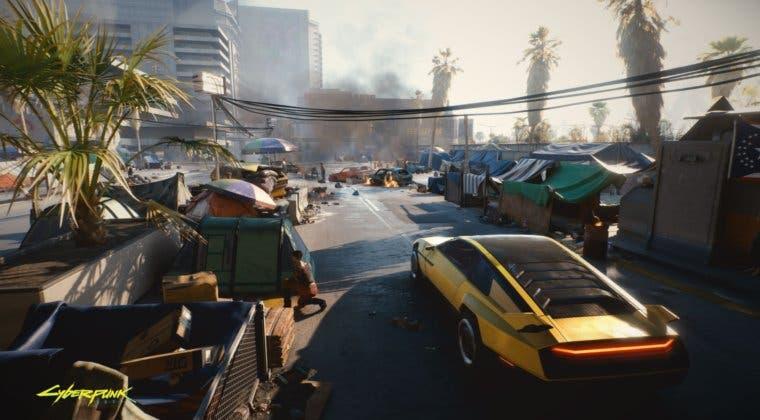 Imagen de Cyberpunk 2077 se volverá a mostrar en un nuevo Night City Wire