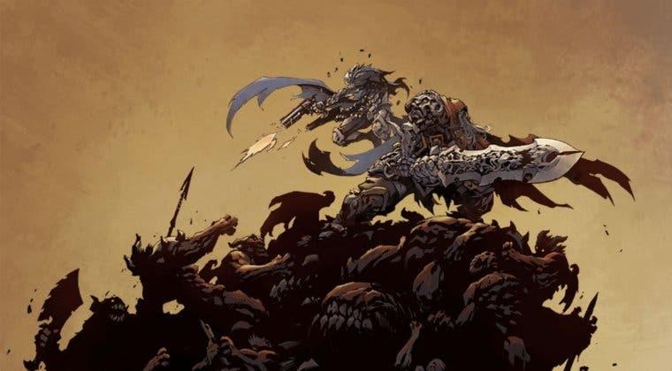 Imagen de Darksiders Genesis luce las habilidades de sus personajes en un nuevo tráiler