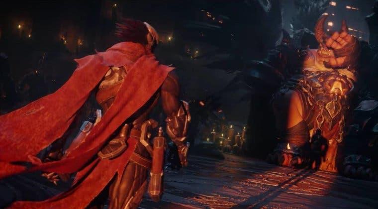 Imagen de Darksiders Genesis ya está disponible y lo festeja con un nuevo tráiler