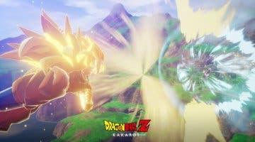 Imagen de Dragon Ball Z: Kakarot muestra las bolas de dragón y su efecto en imágenes