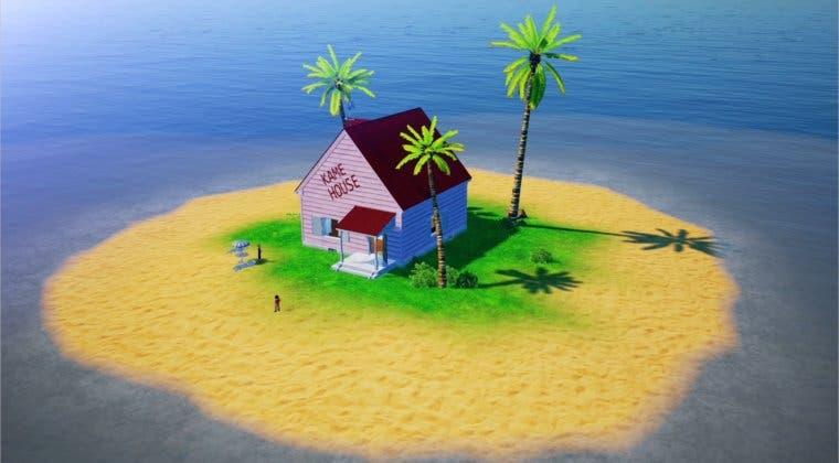 Imagen de Dragon Ball Z: Kakarot muestra sus ubicaciones en imágenes HD