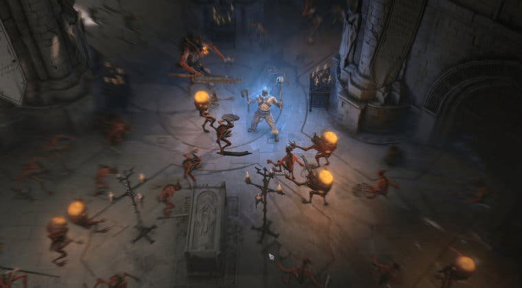 Imagen de En un principio, Blizzard no planeaba integrar la clase Druida a Diablo IV