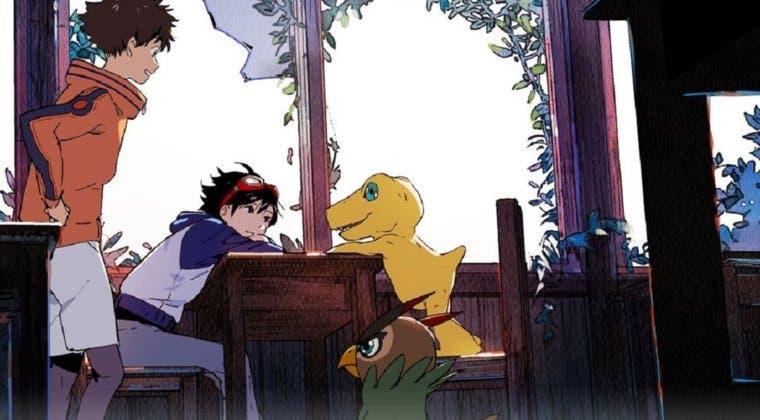 Imagen de Digimon Survive nos presenta hoy a otro de sus protagonistas: Miu Shinonome
