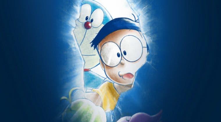 Imagen de Anunciado Doraemon: Nobita's New Dinosaur como exclusivo de Switch