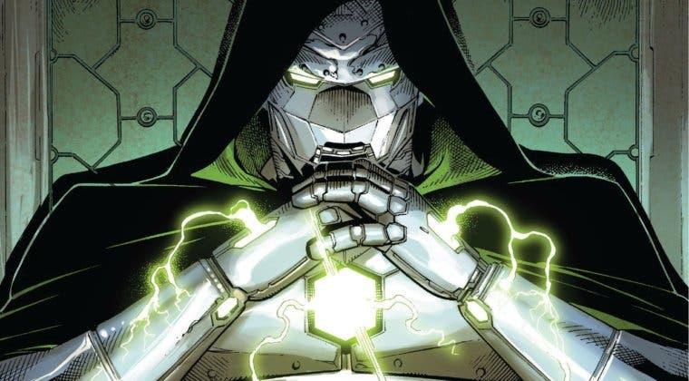 Imagen de Dr. Doom podría ser el villano de Black Panther 2