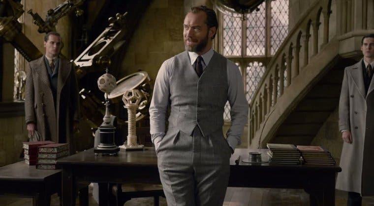 Imagen de Las claves de Animales Fantásticos 3: más Dumbledore y Hogwarts
