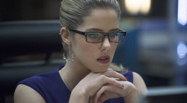 Imagen de Emily Bett Rickards estará de vuelta para el capítulo final de Arrow