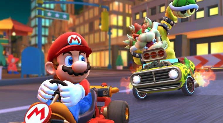Imagen de Mario Kart Tour estrena la temporada 3 de París con nuevo contenido