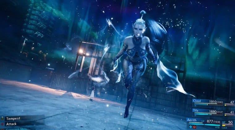 Imagen de Final Fantasy VII Remake no permitirá hacer un uso libre de las invocaciones