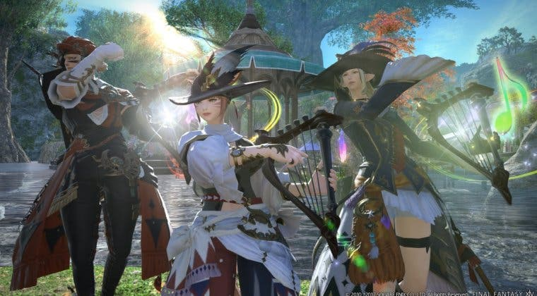 Imagen de ¿Es este Final Fantasy XVI? Square Enix comparte un misterioso arte