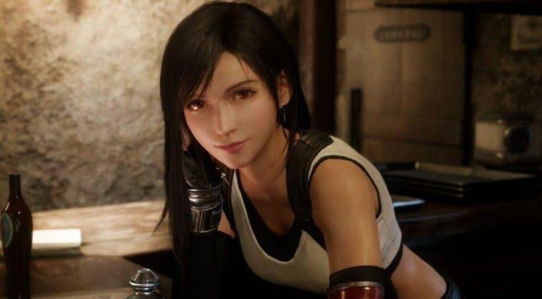 Imagen de Una actriz de Final Fantasy VII Remake recibe amenazas de muerte