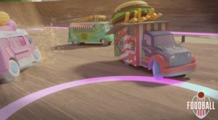 Imagen de Foodball, el Rocket League gastronómico, llegará a Switch en otoño de 2020