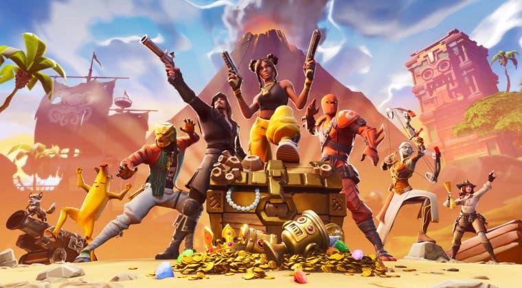 Imagen de Epic Games demanda a otro filtrador de Fortnite Capítulo 2