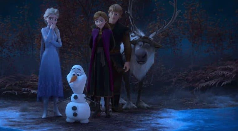 Imagen de Así es como puedes comprar ya las entradas de Frozen 2
