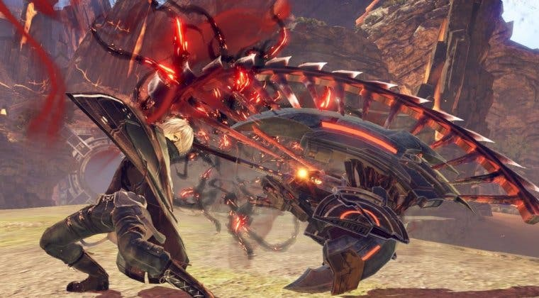 Imagen de God Eater 3 lanza sus actualizaciones 2.10 y 2.11