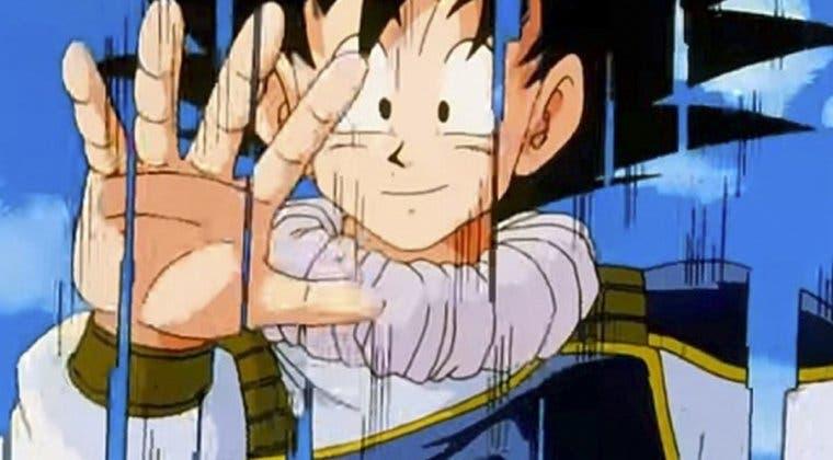 Imagen de Goku llega de Yardrat en la espectacular nueva figura de Dragon Ball