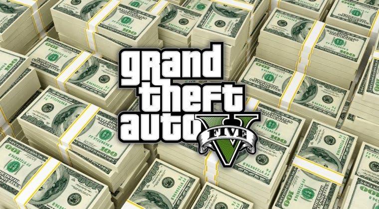 Imagen de GTA V hace historia con nuevas cifras récord de ventas