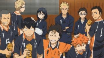Imagen de Haikyuu!! anuncia la fecha de estreno para su cuarta temporada