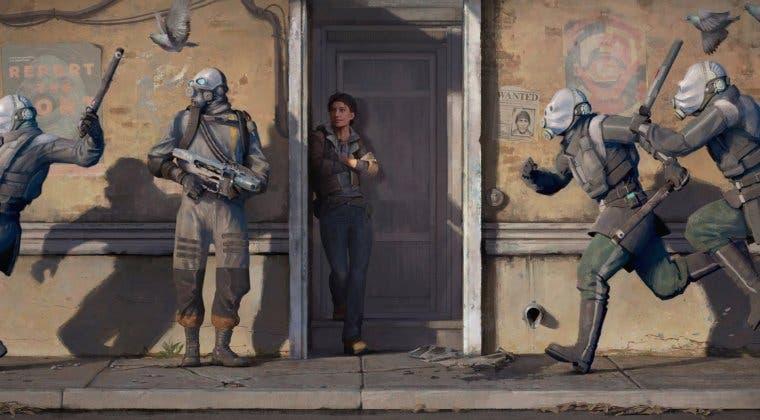 Imagen de Valve asegura que el desarrollo de Half-Life: Alyx está casi terminado