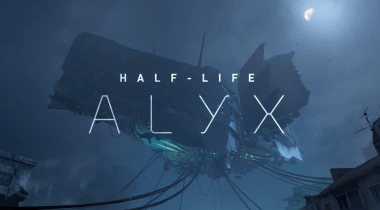 Imagen de Qué necesitas para jugar Half-Life: Alyx: Dispositivos compatibles y precios