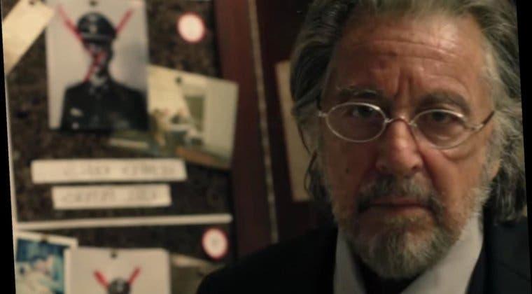 Imagen de Al Pacino caza a nazis en el tráiler de Hunters, la nueva serie de Prime Video
