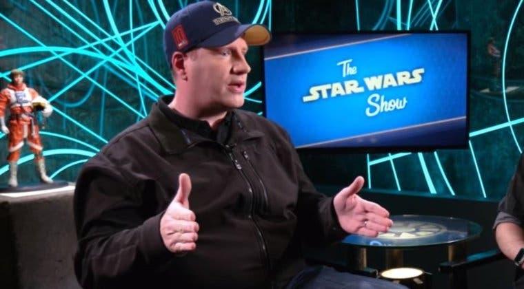 Imagen de Así será la película Star Wars del presidente de Marvel Studios