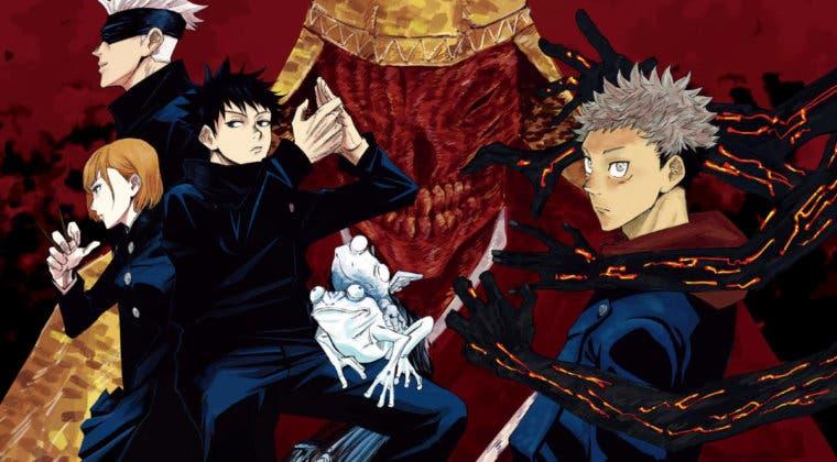 Imagen de Jujutsu Kaisen ya tendría estudio encargado de su anime
