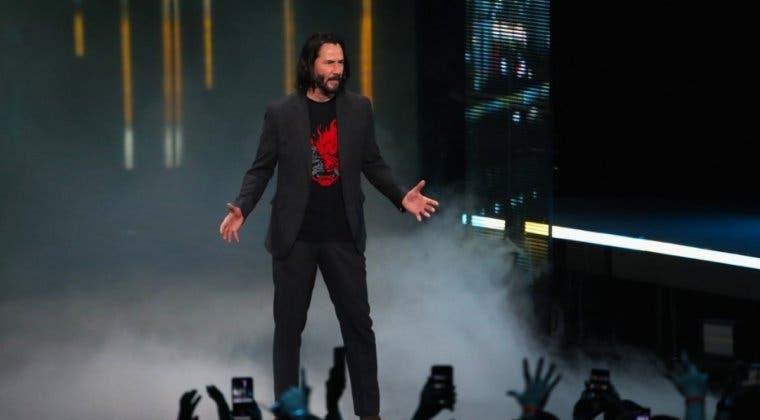 Imagen de A Keanu Reeves le habría gustado tanto Cyberpunk 2077 que duplicó su presencia en el juego