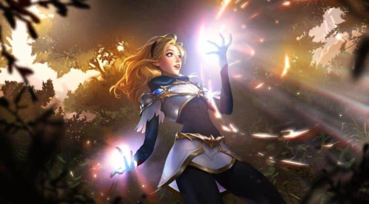 Imagen de Riot Games dará inicio el día de hoy a a la beta abierta de Legends of Runeterra