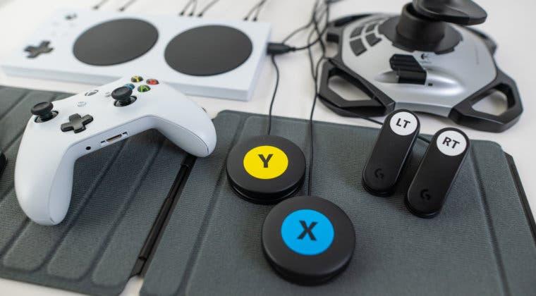 Imagen de Logitech se alía con Microsoft para presentar el 'G Kit de Gaming Adaptativo'