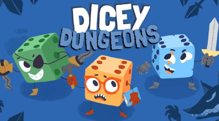 Imagen de Dicey Dungeons llegará a smartphones y Nintendo Switch
