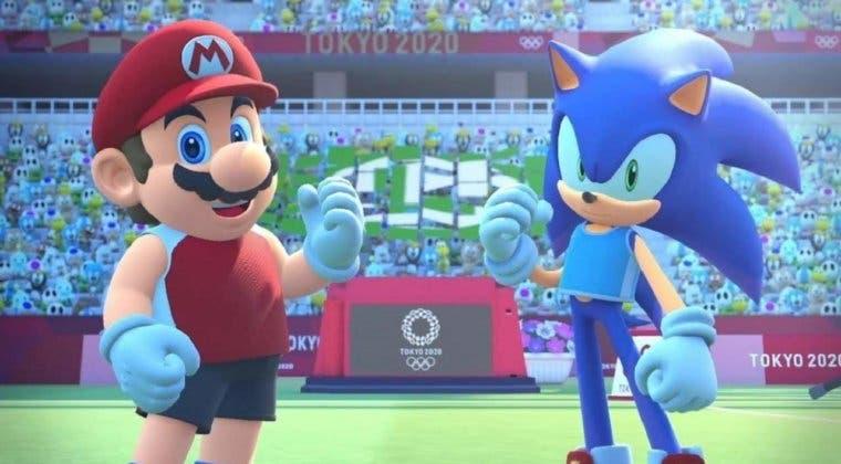 Imagen de Mario & Sonic en los JJOO Tokio 2020 presenta su trailer de lanzamiento