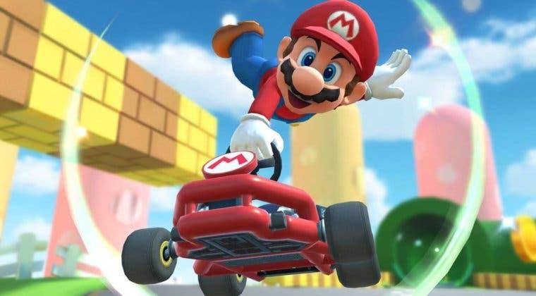 Imagen de Mario Kart Tour presenta su nuevo evento 'Jungle Tour' con Donkey Kong y compañía al frente