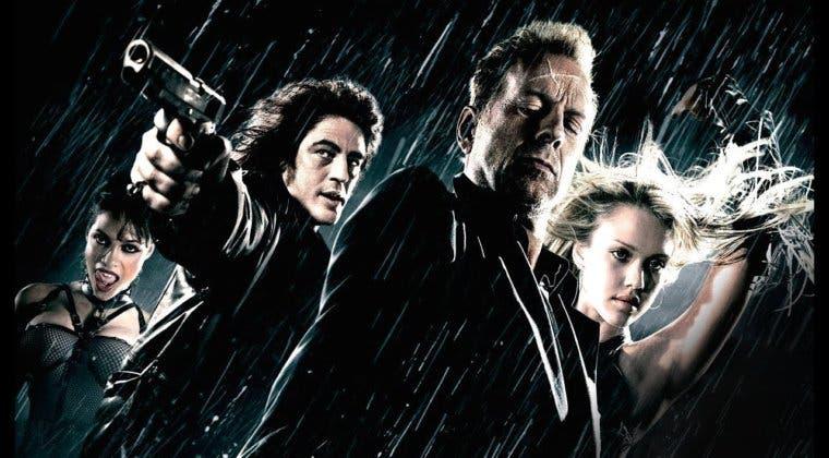 Imagen de Sin City llegará a televisión de la mano de Legendary y Frank Miller