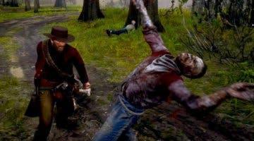 Imagen de Este el curioso mod de Red Dead Redemption 2 con el que nos invaden los zombies
