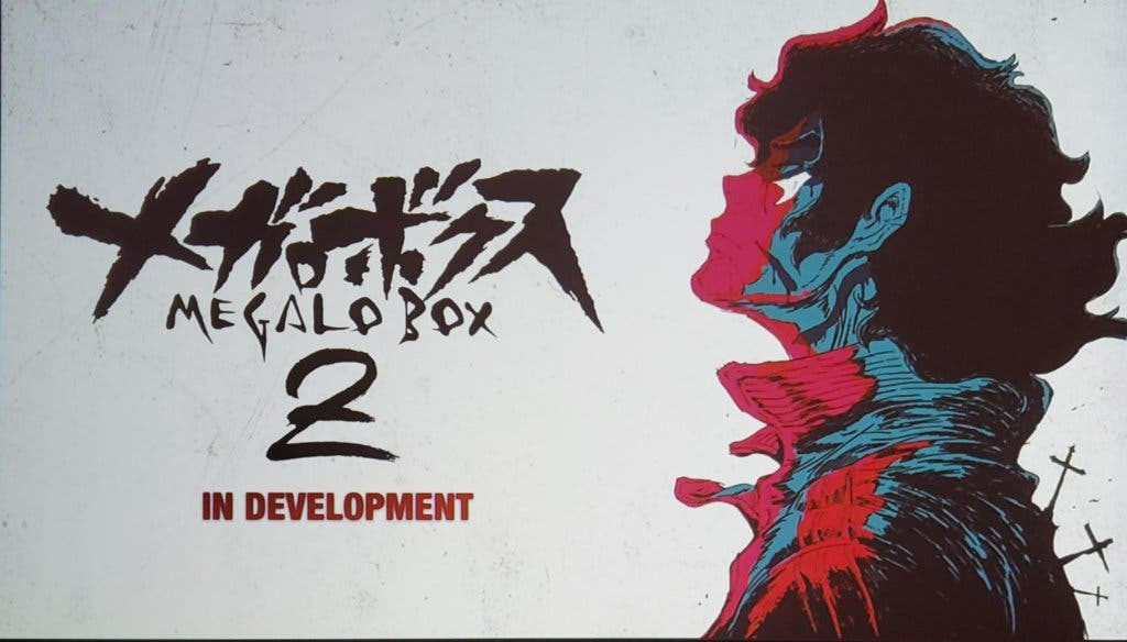 megalo box 2