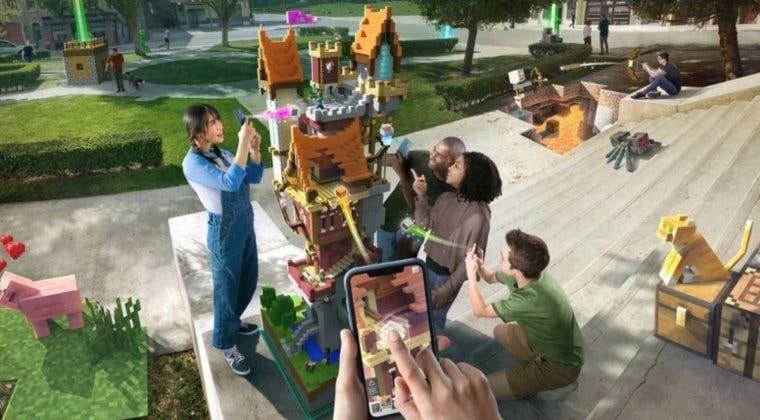 Imagen de Minecraft Earth estrena su acceso anticipado en España