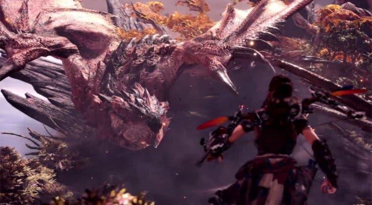 Imagen de Monster Hunter World: Iceborne: su colaboración con Horizon Zero Dawn ya tiene fecha