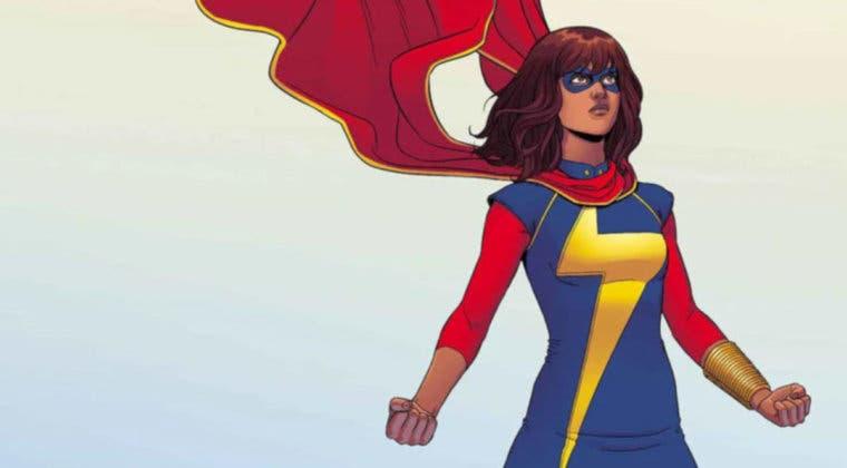 Imagen de Estos son los nuevos personajes que está buscando el casting de Ms. Marvel