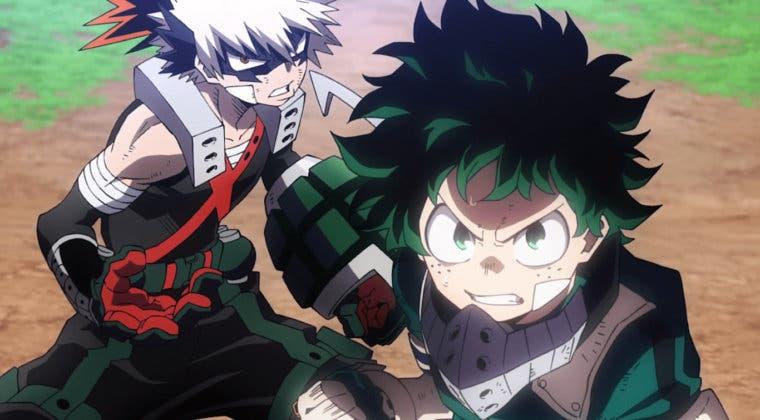 Imagen de My Hero Academia: el Despertar de los Héroes se estrenará en otoño de 2020 (España)