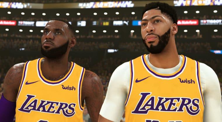 Imagen de NBA 2K20 sigue persiguiendo las ventas de NBA 2K19