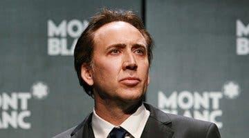 Imagen de Nicolas Cage podría hacer de sí mismo en una absurda metapelícula