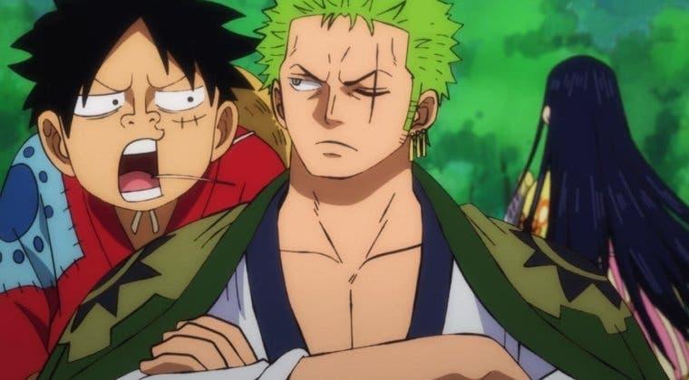 Imagen de One Piece: crítica y resumen del episodio 909 del anime