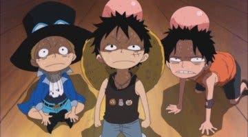 Imagen de El autor de One Piece dibuja a muchos de sus personajes como niños