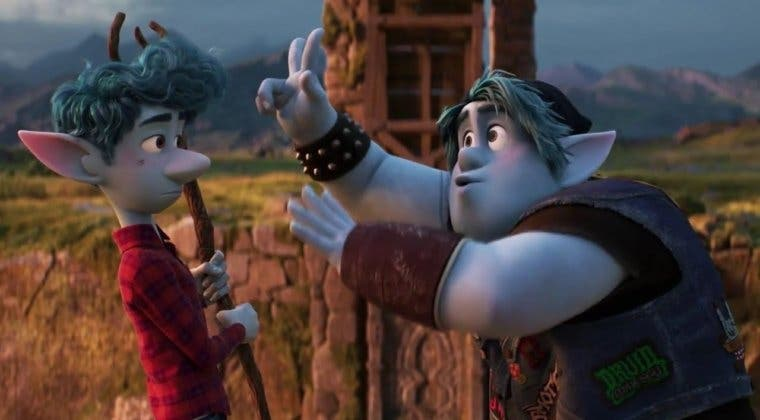 Imagen de El coronavirus afecta a la recaudación internacional de Onward, lo nuevo de Pixar