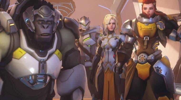 Imagen de Overwatch 2 contará su historia desde la perspectiva de diferentes personajes