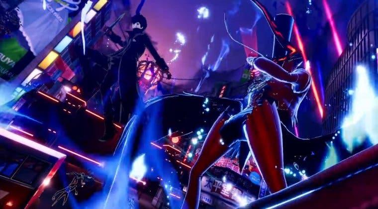 Imagen de Persona 5 Scramble nos deja con un aluvión de capturas de pantalla con Futaba, Makoto y compañía