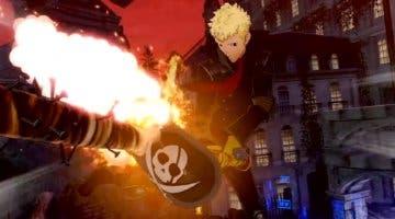 Imagen de Persona 5 Scramble revela el tráiler de presentación de  Ryuji
