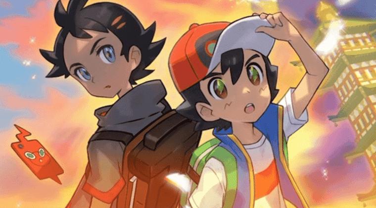 Imagen de El anime de Pokémon se promociona con nuevos artes antes de su regreso