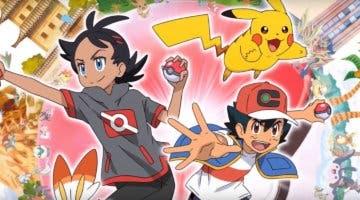Imagen de Pokémon muestra un nuevo tráiler de su anime con Ash, Go y más